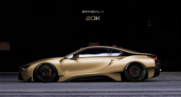 Rendering Bengala Automotive Design Bmw I8 Tuningblog