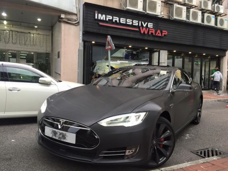 Black-Brushed-Tesla-Model-S-1-tuning-car-1