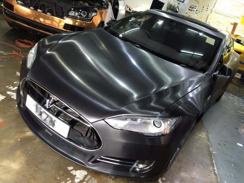 Black-Brushed-Tesla-Model-S-1-tuning-car-8