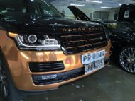 Copper Rose Range Rover tuning Folierung 4 190x143 Dezent geht anders   Copper Rose Folierung am Range Rover