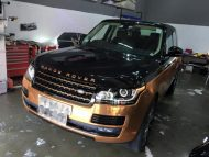 Copper Rose Range Rover tuning Folierung 5 190x143 Dezent geht anders   Copper Rose Folierung am Range Rover