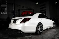 Exclusive Motoring Mercedes Benz S Class on Vossen Wheels 2 190x127 Mercedes Benz S Klasse auf 22 Zoll Vossen Wheels