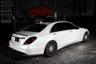 Exclusive Motoring Mercedes Benz S Class on Vossen Wheels 4 190x127 Mercedes Benz S Klasse auf 22 Zoll Vossen Wheels