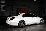 Exclusive Motoring Mercedes Benz S Class on Vossen Wheels 6 190x127 Mercedes Benz S Klasse auf 22 Zoll Vossen Wheels