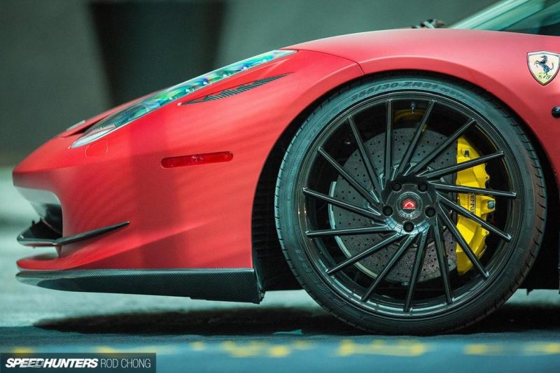 Ferrari-458-On-VPS-304-By-Vossen-Wheels-7
