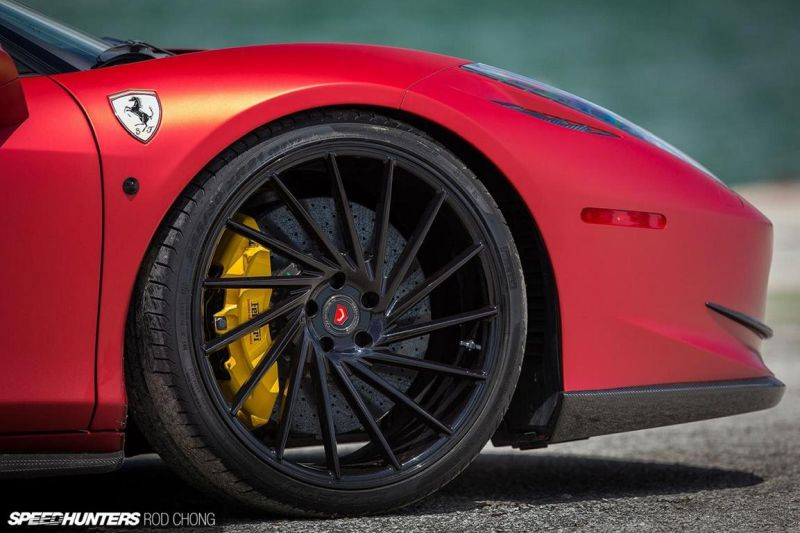 Ferrari-458-On-VPS-304-By-Vossen-Wheels-8