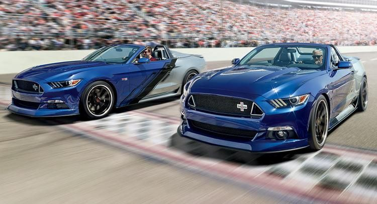 Ford Mustang1 tuning neiman marcus 1 Limitiertes 700PS Monster   2015 Neiman Marcus Limited Edition Mustang Cabrio
