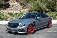 Forgiato Mercedes S550 tuning 2 190x127 Mercedes Benz S550   Tuning by Forgiato Inc.