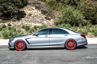 Forgiato Mercedes S550 tuning 3 190x127 Mercedes Benz S550   Tuning by Forgiato Inc.