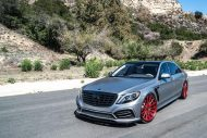 Forgiato Mercedes S550 tuning 4 190x127 Mercedes Benz S550   Tuning by Forgiato Inc.