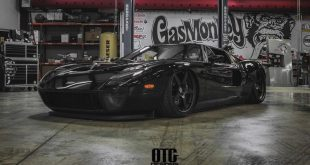 GM 3 1200 Ford GT tuning car 4 310x165 Total irre   Ford GT40 von Gas Monkey mit HRE RS105 Alu's