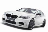 Hamann Motorsport BMW M5 F10 Tuning 26 190x126 BMW M5 F10 mit Widebody Kit bei Hamann Motorsport