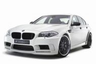 Hamann Motorsport BMW M5 F10 Tuning 27 190x126 BMW M5 F10 mit Widebody Kit bei Hamann Motorsport
