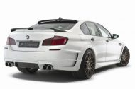 Hamann Motorsport BMW M5 F10 Tuning 29 190x126 BMW M5 F10 mit Widebody Kit bei Hamann Motorsport