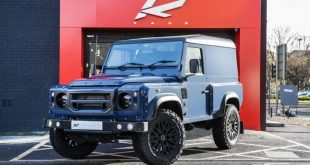 Kahn Defender 90 Wide Track blue matt 1 310x165 2,3 Liter EcoBoost Power im Land Rover Defender von JE MotorWorks