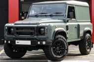 Keswick Green Land Rover Defender 1 190x125 Land Rover Defender 2.2 TDCI 90 Hard Top   Chelsea Wide Track