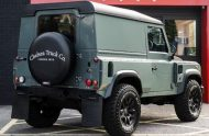 Keswick Green Land Rover Defender 2 190x124 Land Rover Defender 2.2 TDCI 90 Hard Top   Chelsea Wide Track