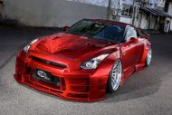 Kuhl Racing Nissan GT R Widebody 1 190x127 Alles was geht   Kuhl Racing Nissan GT R Widebody