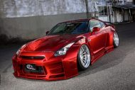 Kuhl Racing Nissan GT R Widebody 4 190x127 Alles was geht   Kuhl Racing Nissan GT R Widebody
