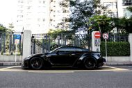 Liberty Walk Nissan GT R Vader tuning car 4 190x127 Auto von Darth Vader gefunden! Nissan GT R by LB Works
