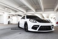 Mansory Porsche Panamera On ADV.1 Wheels 02 190x127 22 Zoll ADV.1 Wheels am Mansory Porsche Panamera