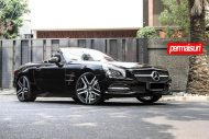 Mercedes SL Forgiato tuning wheels 1 190x127 20 Zoll Forgiato Wheels am Mercedes Benz SL 350