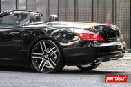 Mercedes SL Forgiato tuning wheels 3 190x127 20 Zoll Forgiato Wheels am Mercedes Benz SL 350
