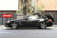 Mercedes SL Forgiato tuning wheels 6 190x127 20 Zoll Forgiato Wheels am Mercedes Benz SL 350
