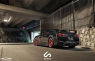 Nissan GT R On PUR RS05 By PUR Wheels 05 190x122 PUR Wheels RS05 Alu's am schwarzen Nissan GT R
