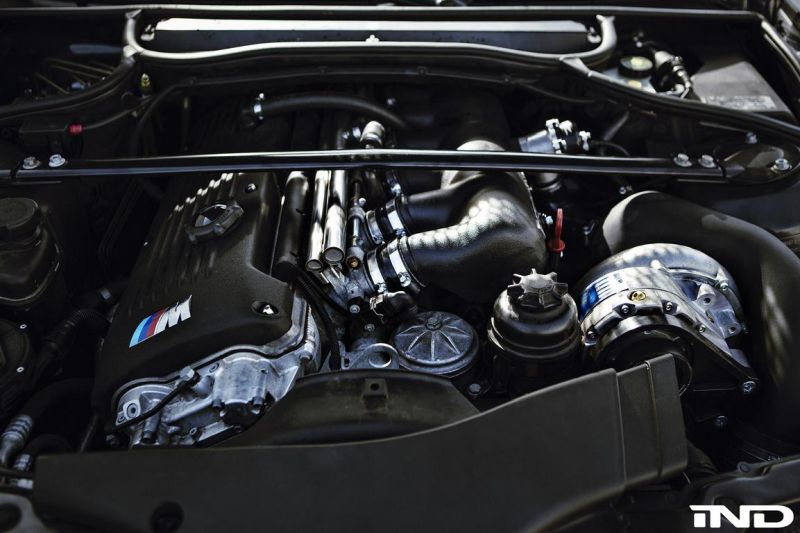 Pristine Supercharged BMW E36 M3 Build By IND 18 BMW E46 M3 Kompressor by iND Distribution