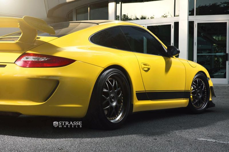 Strasse Wheels - Superior Auto Design - Porsche 997 GT3 12