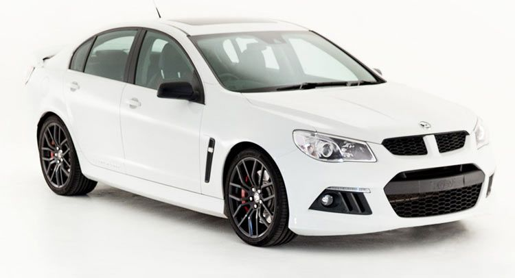 WP 547 Supercharger Package 1 tuning car 10 733PS & 880NM im Holden HSV LS3 Dank Walkinshaw Performance