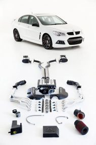 WP 547 Supercharger Package 1 tuning car 7 190x285 733PS & 880NM im Holden HSV LS3 Dank Walkinshaw Performance