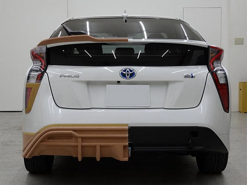 Wald Internationale Toyota Prius Tuning 5