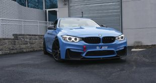 Yas Marina Blue BMW M4 By AUTOCouture Motoring 1 310x165 Erst Grün dann Blau   BMW M4 F82 by AUTOCouture Motoring