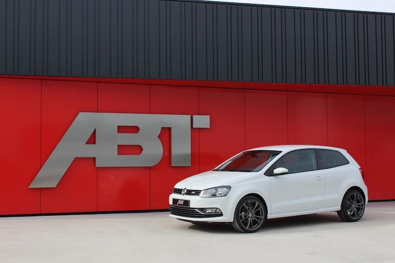 abt sportsline polo tuning new 1 230PS & 360NM im VW Polo GTI von ABT Sportsline