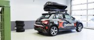 audi a1 gets makeover inspired by jon olsson s gumball 1 190x81 Audi A1 Folierung im Jon Olsson Gumball RS6 DTM Style