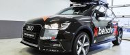 audi a1 gets makeover inspired by jon olsson s gumball 3 190x81 Audi A1 Folierung im Jon Olsson Gumball RS6 DTM Style