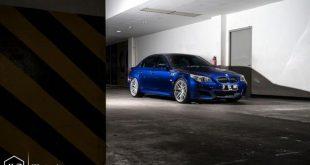 boym5 15 tuning bmw 2 310x165 20 Zoll MORR Wheels am BMW E60 M5 mit V10