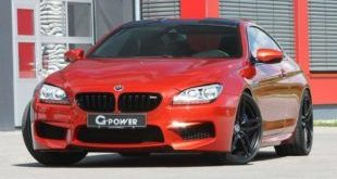 chiptuning G power BMW M6 F12 Coupe 1 1 e1472718943585 310x165 740PS & 975NM im BMW M6 F12 / F06 Coupe von G Power