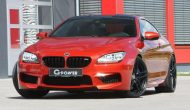 chiptuning G power BMW M6 F12 Coupe 1 190x110 740PS & 975NM im BMW M6 F12 / F06 Coupe von G Power