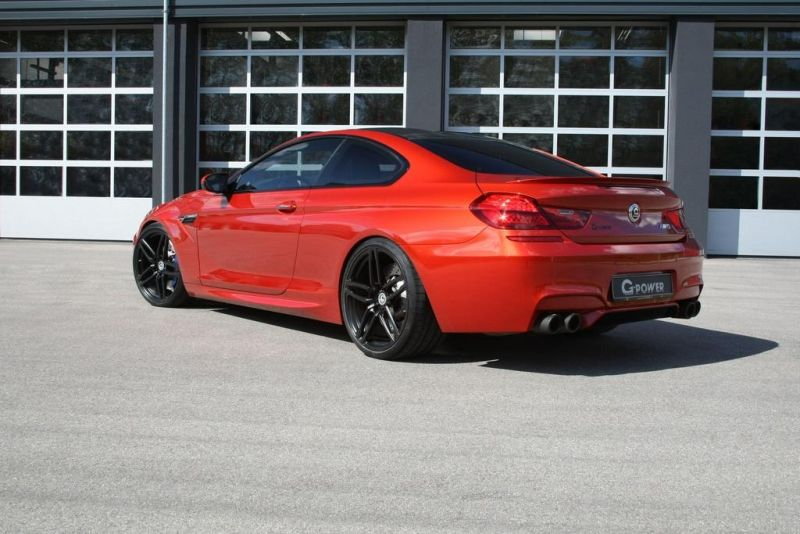 chiptuning G-power BMW M6 F12 Coupe (4)