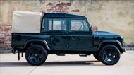 kahn design doppel cab new pics 2 190x106 Land Rover Defender 2.2 TDCI 110 Double Cab Pick Up   Chelsea Wide Track