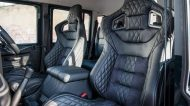 kahn design doppel cab new pics 4 190x106 Land Rover Defender 2.2 TDCI 110 Double Cab Pick Up   Chelsea Wide Track