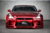 kuhl racing widebody nissan gt r coming to sema o gallery 1 190x126 Alles was geht   Kuhl Racing Nissan GT R Widebody