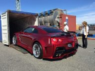 kuhl racing widebody nissan gt r coming to sema o gallery 12 190x143 Alles was geht   Kuhl Racing Nissan GT R Widebody