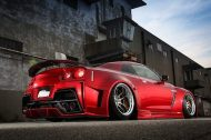 kuhl racing widebody nissan gt r coming to sema o gallery 6 190x126 Alles was geht   Kuhl Racing Nissan GT R Widebody