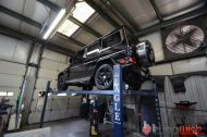 mercedes benz g63 amg gets 700 hp 1 190x126 Video: Heißes Ding   getunte 700PS Mercedes G Klasse (G63 AMG)