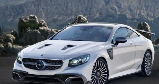 mercedes benz s63 amg coupe by mansory is one of the better 1 310x165 Mansory   neues Mercedes Benz S63 AMG Coupé