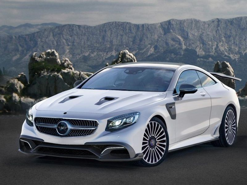 mercedes benz s63 amg coupe by mansory is one of the better 1 Mansory   neues Mercedes Benz S63 AMG Coupé